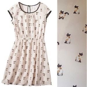Dresses & Skirts - Siamese Cat Sleeveless Summer Dress